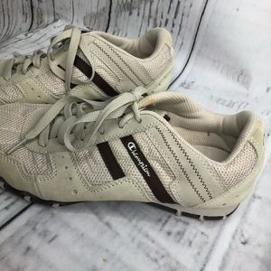 NWT Champion ladies cream and brown sneake…